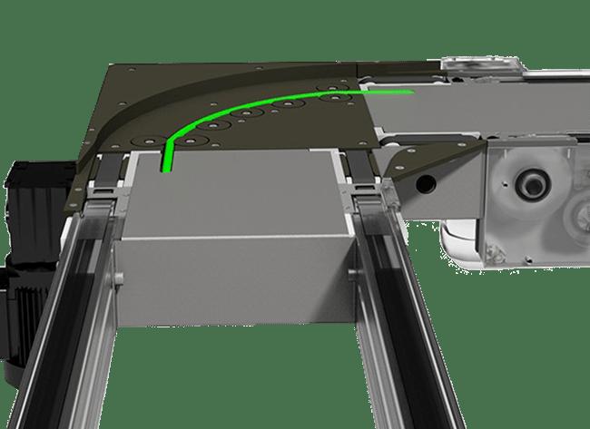 KER Curve transfer module example