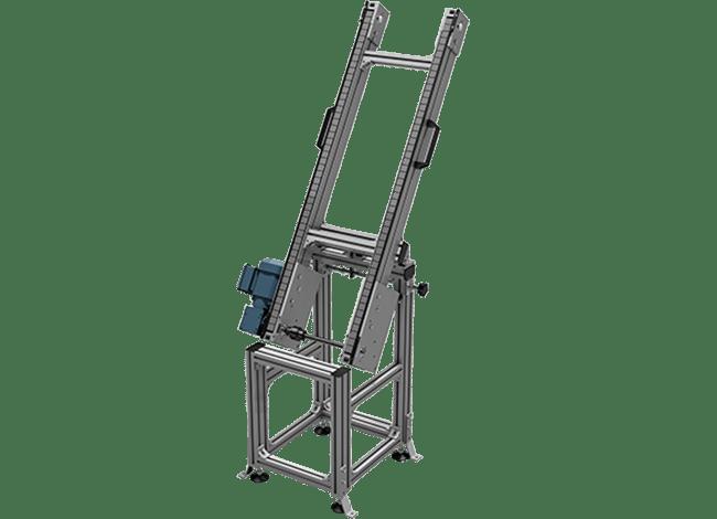 versamove plus lift gate conveyor module