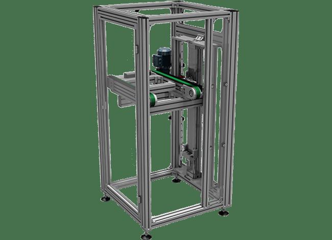 versamove plus vertical transfer unit module