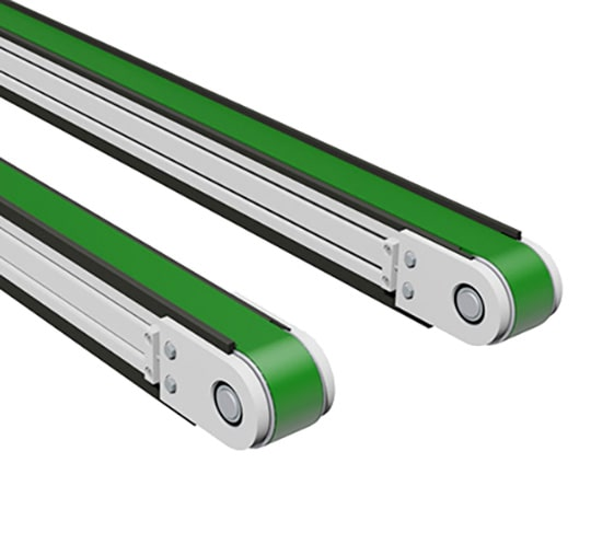 timing belt conveyor
