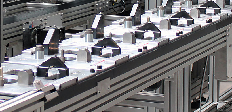 Unframed Aluminum Pallet