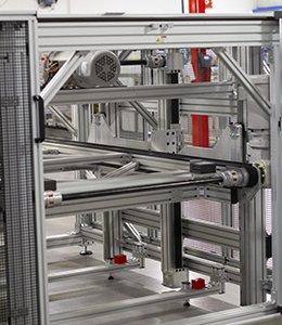 VersaMove-E vertical transfer unit (VTU)