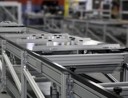 Pallet Design for Pallet-Handling Conveyors