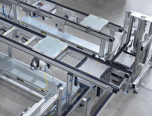 Product and Process – The Two Ps of Assembly Conveyors